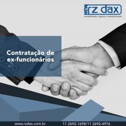 CONTRATAÇÃO DE EX-FUNCIONÁRIO