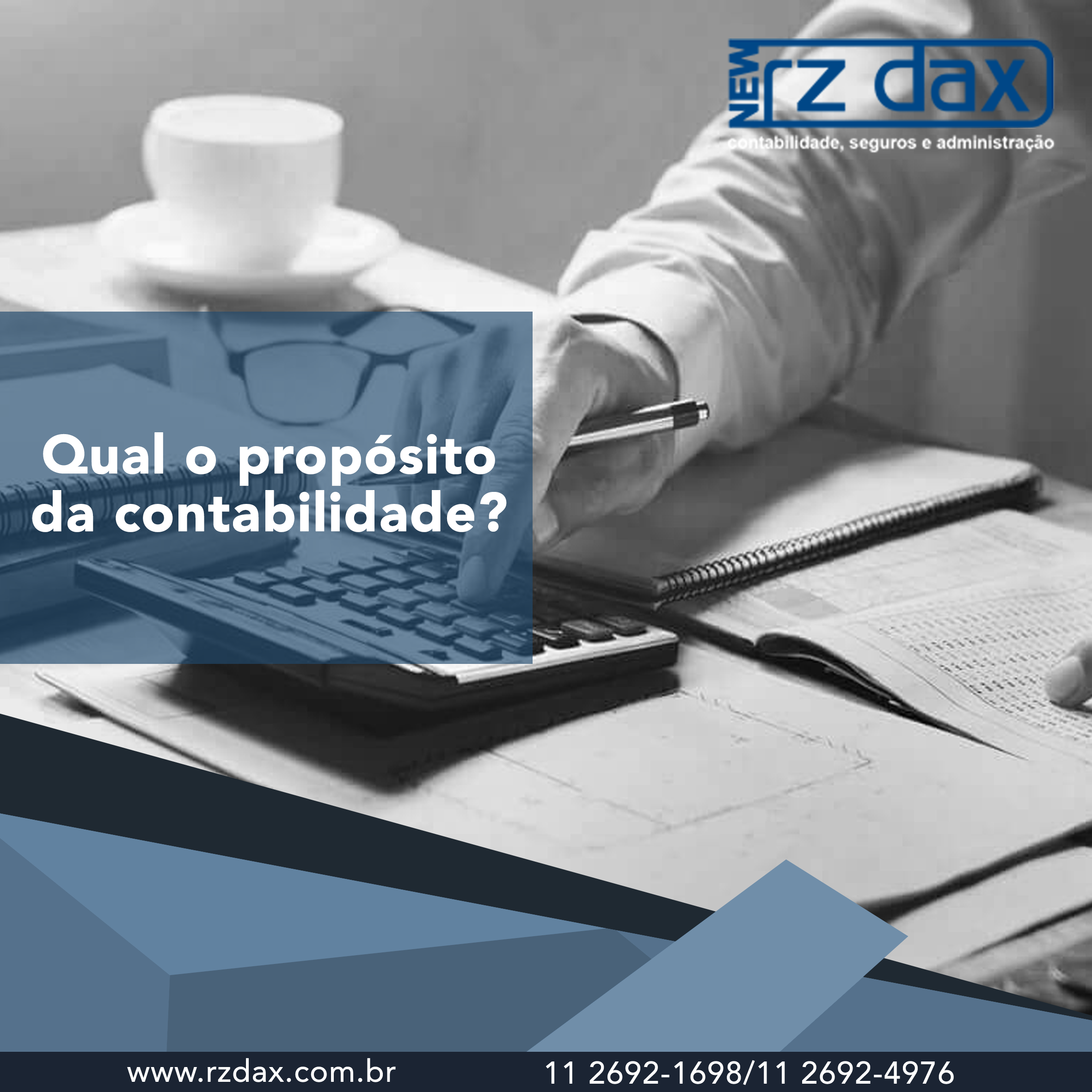 15 06 - Contabilidade E Administração Financeira Na Mooca | RZ Dax